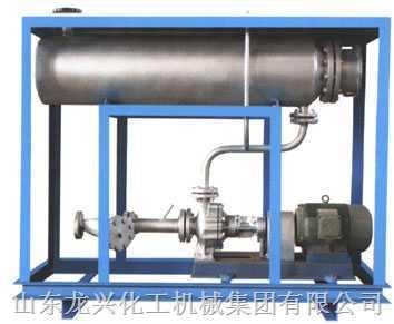 高效电加热有机热载体炉