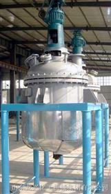 不锈钢零距离加热反应釜