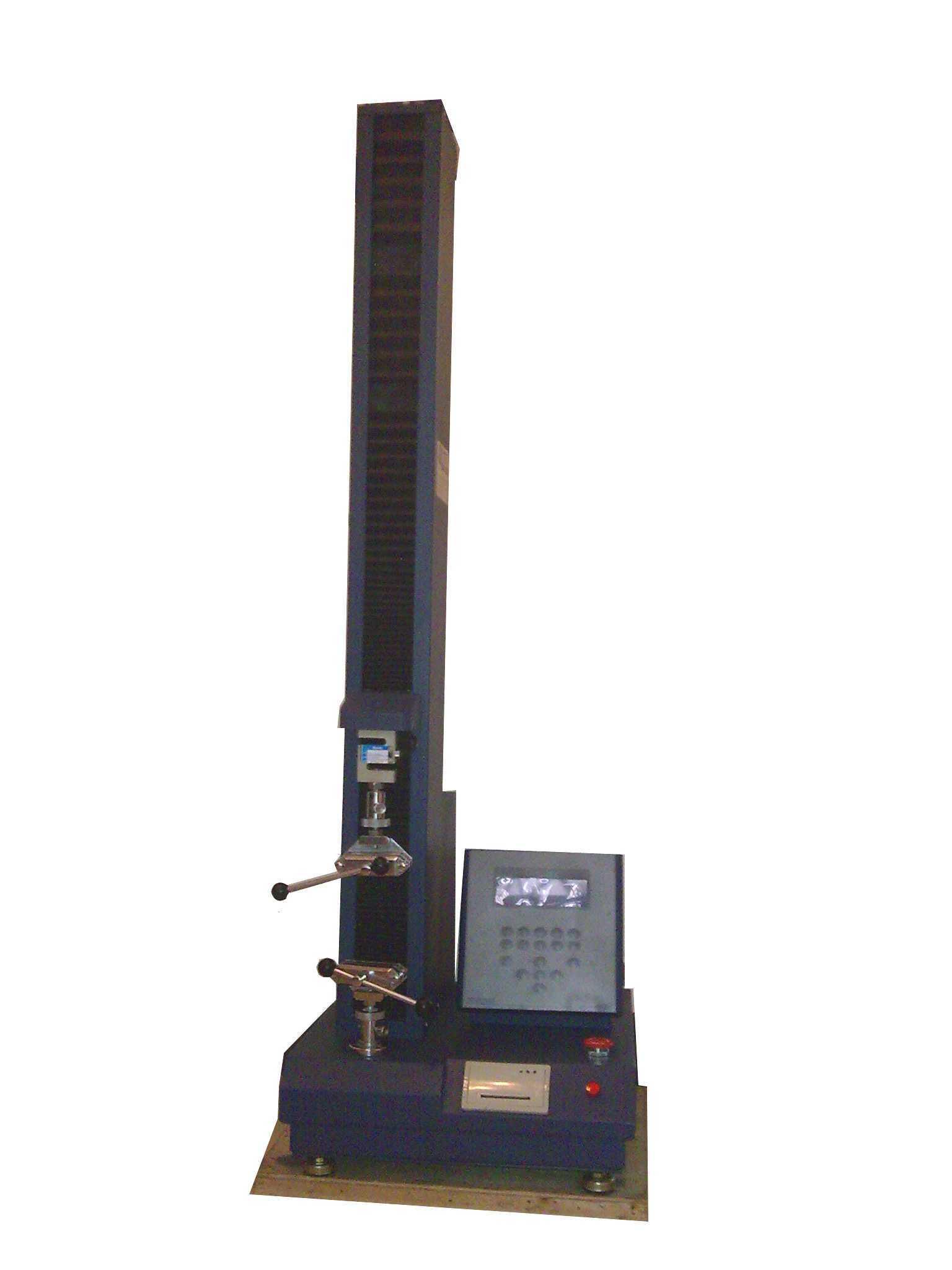 桌上型微电脑单柱拉力机