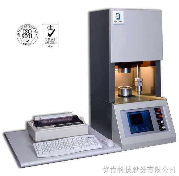 UR-2040实用型无转子硫化仪