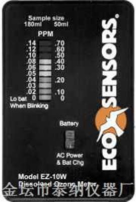 EZ-10W 溶解臭氧仪