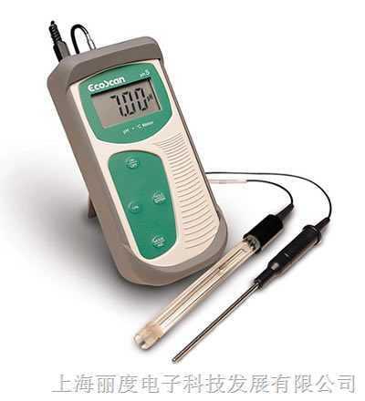 EUTECH EcoScan pH 5/6经济型手提pH计/离子计/电导率/TDS仪