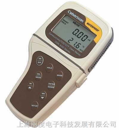 CyberScan CON 400/CyberSCan PC 300防水型手提式电导仪