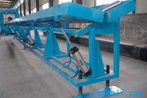 管材压力检测试验台