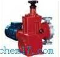 双隔膜计量泵