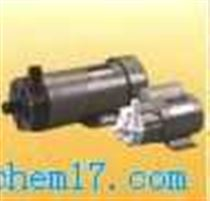 无轴封磁力耐酸碱泵