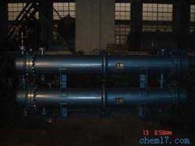 重疊式固定管板換熱器
