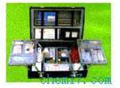 食品理化检验箱