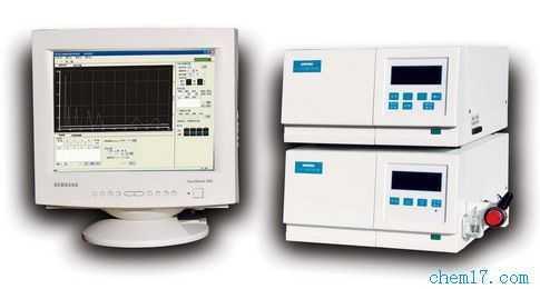 数字化电脑智能控制高效液相色谱系统
