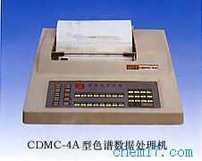 色谱数据处理机