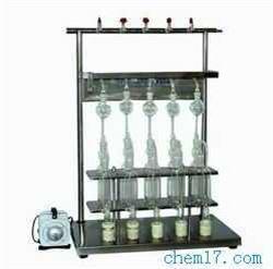 JSR3901石油产品硫含量测定器(燃灯法)