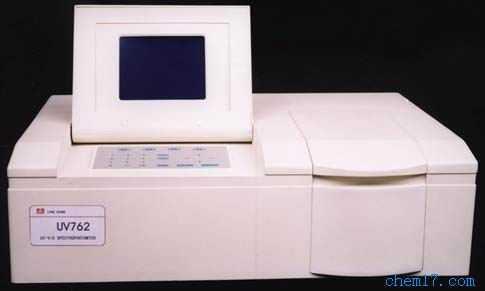 双光束紫外可见分光光度计