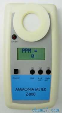Z-800型氨检测仪