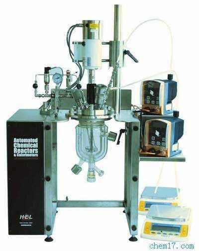 全自动实验室合成反应器