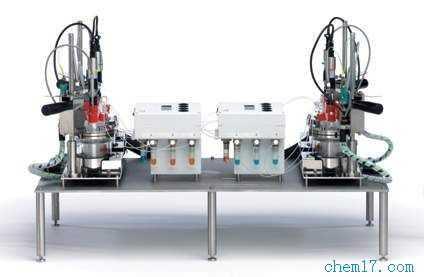 低压多釜全自动反应系统