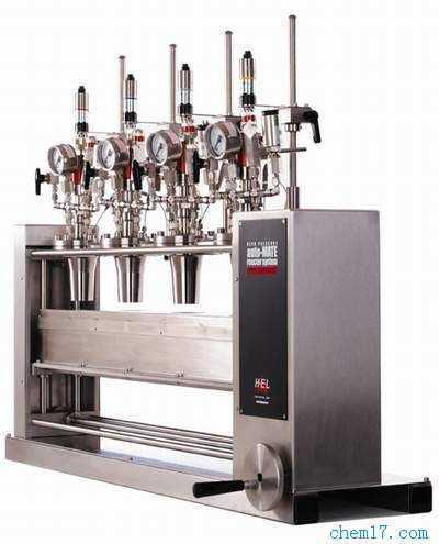 高压多釜全自动反应系统