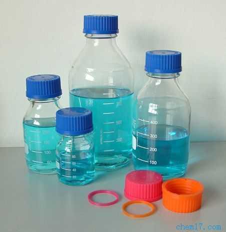 蓝盖试剂瓶价格