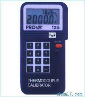 PROVA-125温度校正器