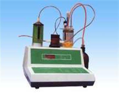 ZSD-2自动水份滴定仪
