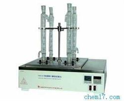 JSR2105快速铜片腐蚀试验仪