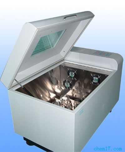 智能控制高精度大型冷冻摇床(全温恒温振荡器十年质保三年免费)