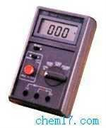 TES-1600數字式絕緣測試器/兆歐表TES-1600