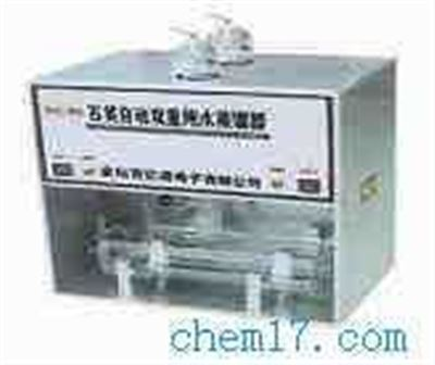SYZ-550石英亚沸高纯水蒸馏
