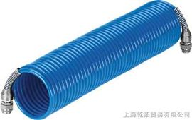 德國FESTO螺旋式塑料氣管PPS-4-15-1/4-CT-BL