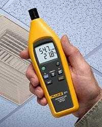 Fluke F971 温度湿度测量仪