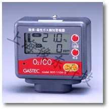 便携式氧气/一氧化碳气体检测仪