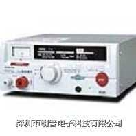 TOS5050A耐压测试仪 产地: 日本 厂商: 日本菊水 KIKUSUI