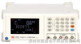 YD2817C精密LCR数字电桥|常州扬子
