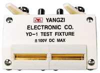 YD-1/YD-1A四端测试夹具|常州扬子