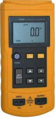YHS-502型智能熱電偶校驗儀