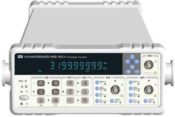 SP3386型高精度通用计数器 南京盛普