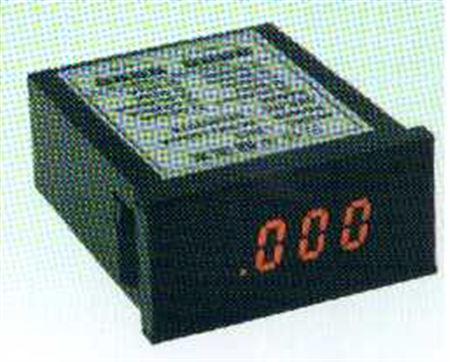 交流数显电流表头|dh3数显交流电流表|三位半超小型数字显示交流电流