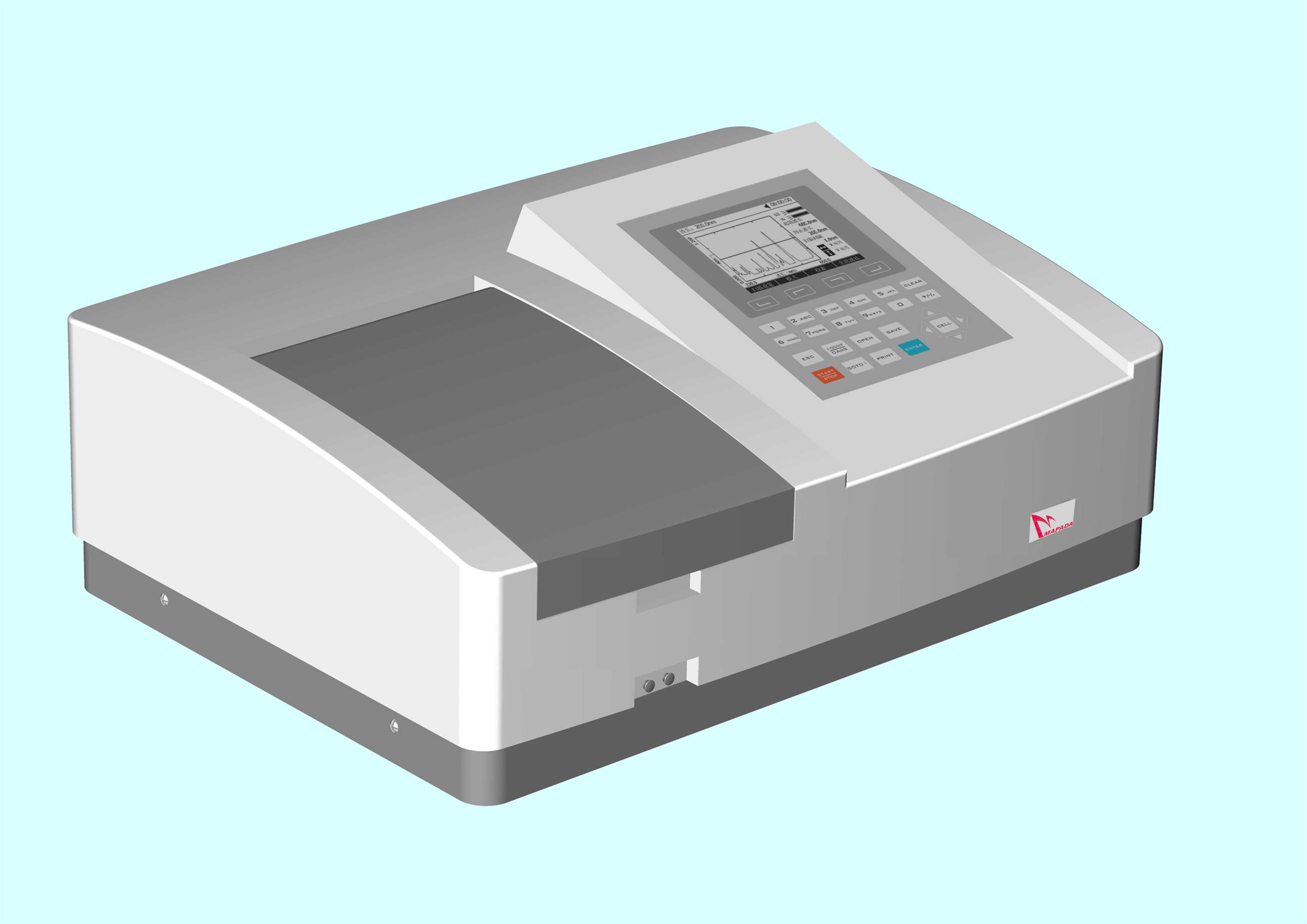 UV-6100S紫外可見分光光度計