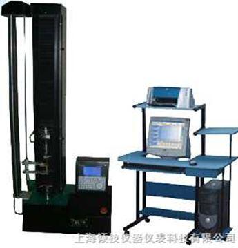 QJ210A纤维铁丝材料拉力试验机