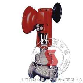 47/48-41400-气动套筒调节阀-上海自动化仪表七厂