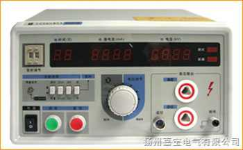 全自动耐压试验仪