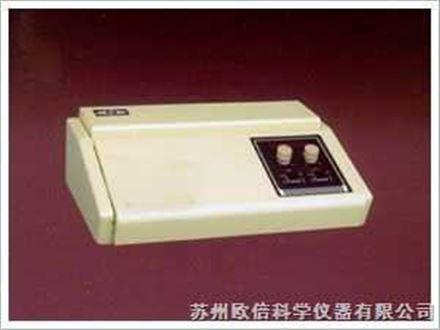 单光束数字显示测汞仪