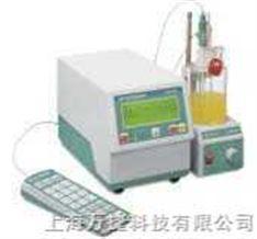 实用型库仑法卡尔费休水份测定仪