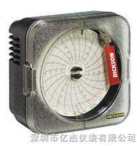 DICKSON温度图表记录仪