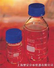5000ml 进口Schott-Duran透明蓝盖试剂瓶/蓝盖试剂瓶
