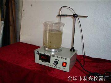 HJ-3磁力加热搅拌器