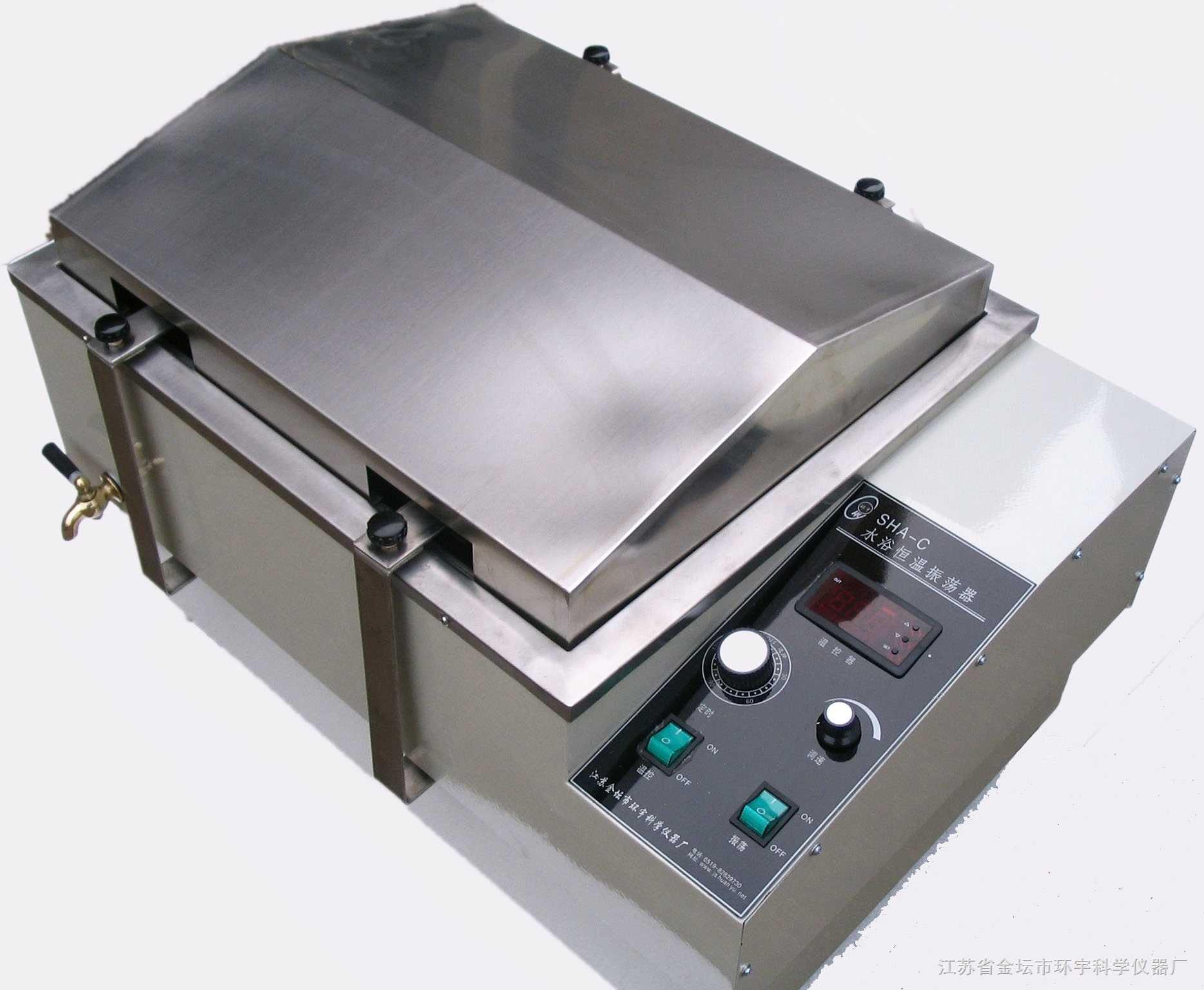 SHA-Y油浴恒温振荡器