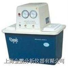 SHB-IV双A循环水式多用真空泵(不锈钢双面4表4抽头)