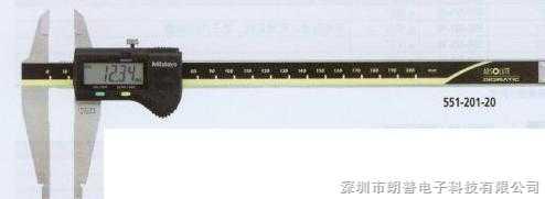 551-221-10圆弧量爪数显卡尺