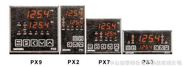 电机数显温控器接线图