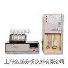 KDN-08A型凯氏定氮仪(蒸馏器/消化炉)